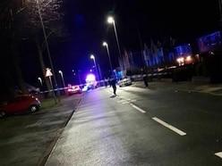 Man injured in 'hit-and-run' crash near Brierley Hill