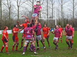 Rugby Union: Mitchell tries new way to beat Stourbridge slump