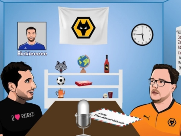 E&S Wolves Podcast - Episode 94 - Wilfried, Willy and Warthogs