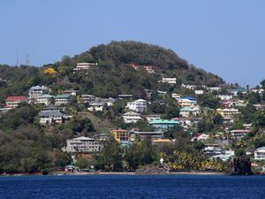 The Caribbean island of St Vincent and Grenadines
