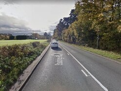 Man seriously injured after crash in Wombourne