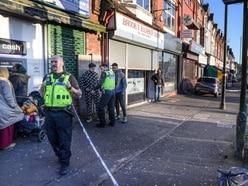 Schoolboy injured in Birmingham stabbing