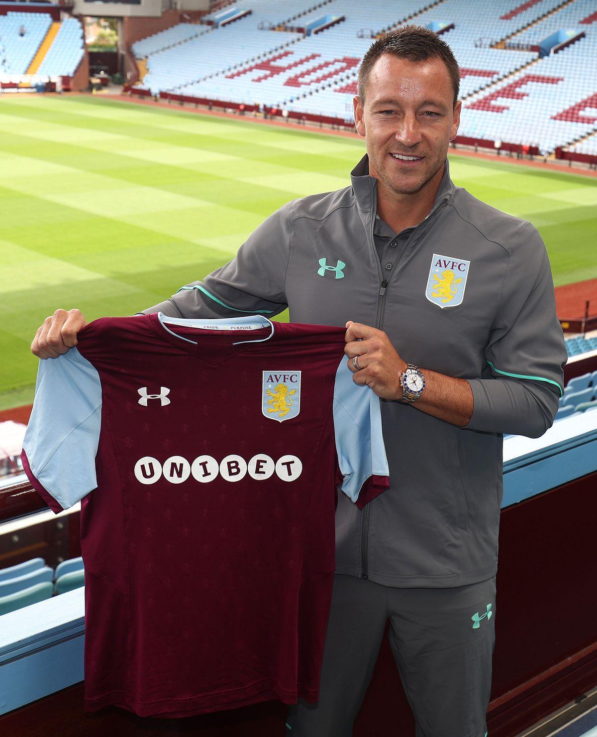 Aston Villa's shock deal for John Terry has made waves throughout English football.