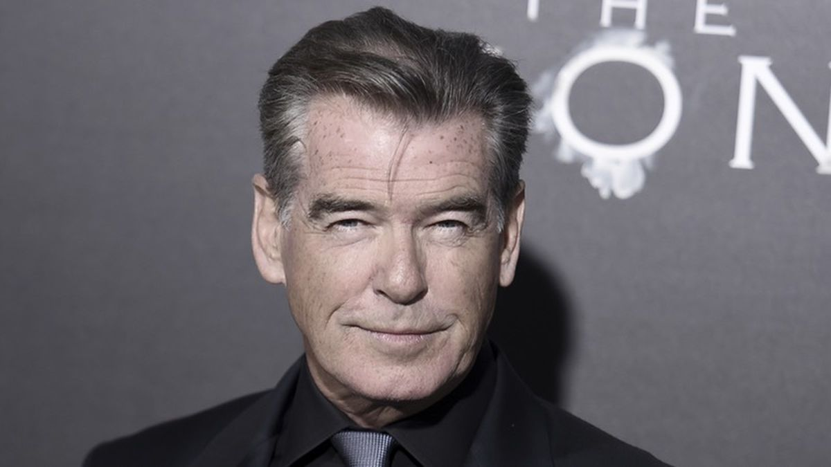 Pierce Brosnan opens up about death of his wife and growing up without a father figure