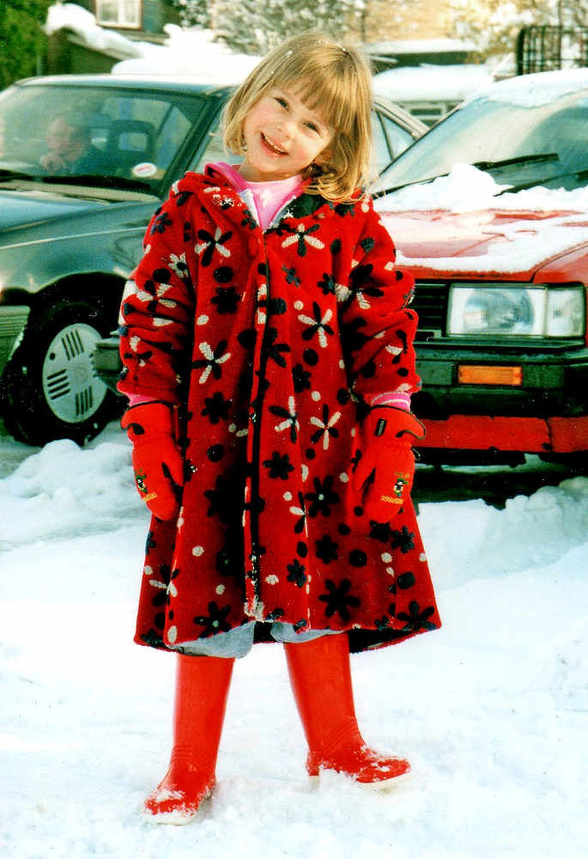 Former Cradley schoolgirl Charlotte Dunn who was killed