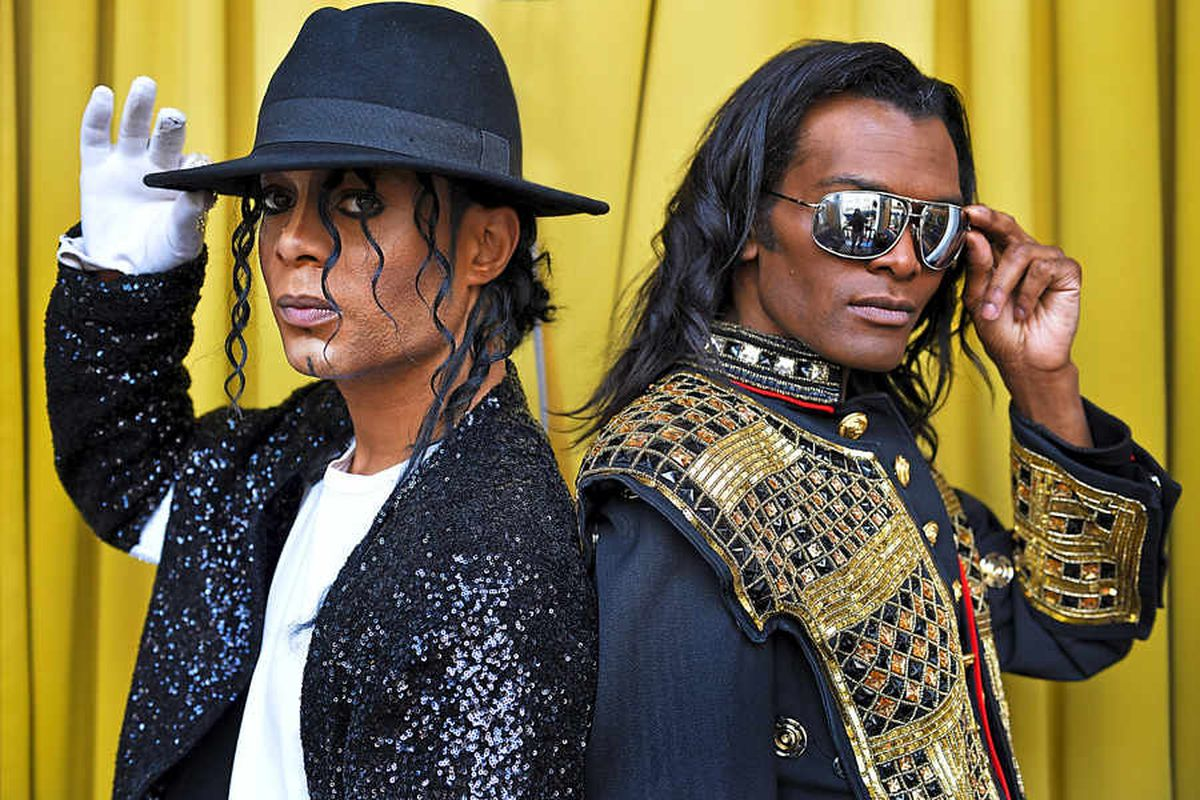 Thriller Live: Wolverhampton show the first outside of London for star