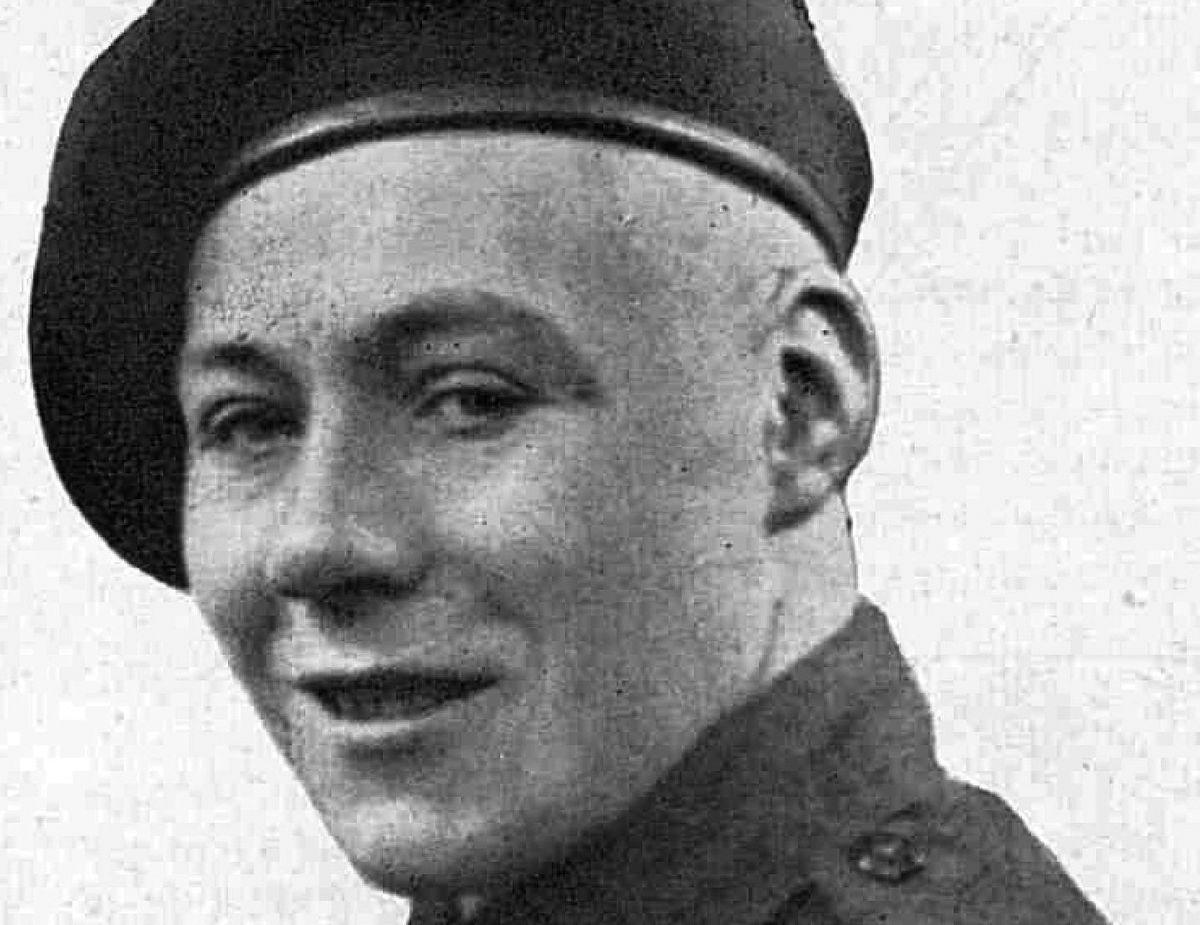 Ivor Rowbery was killed during the Arnhem operation