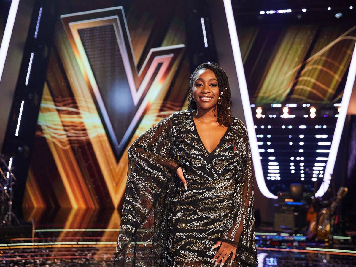 The Voice UK winner Blessing Chitapa discusses what she plans to do next