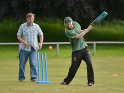 Cricket taster goes down a treat