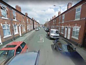 Lewis Street in Walsall. Photo: Google