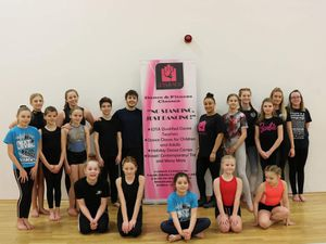2019 The Greatest Dancer finalists James & Oliver at JJ Dance, in Netherton   Photo: Kelly Hadley