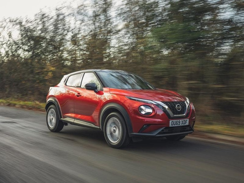 UK Drive: Nissan's new Juke rises close to the top of the crossover market