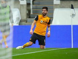 Ruben Neves of Wolverhampton Wanderers celebrates (AMA)