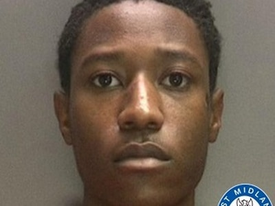 Police hunt 20-year-old suspect after Wolverhampton machete murder