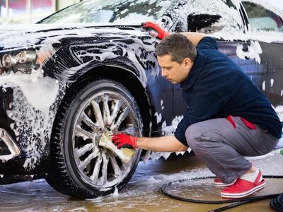 New scheme set to tackle 'modern slavery' in hand car washes