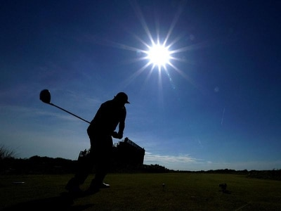 Take up golf for a healthy life, experts suggest