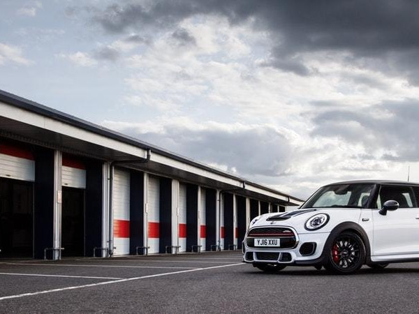 Mini's John Cooper Works Challenge takes the racetrack to the road