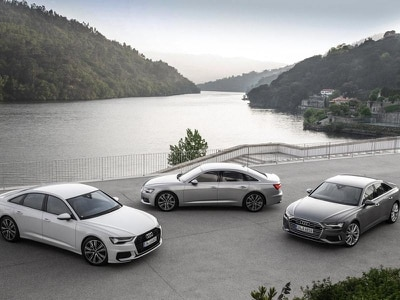 Audi brings 40 TDI engine to three new models