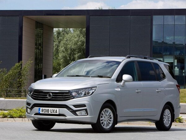 First drive: The SsangYong Turismo is far better than its looks suggest