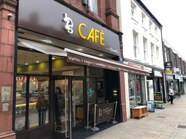Little Dessert Shop told to improve after one star food hygiene rating