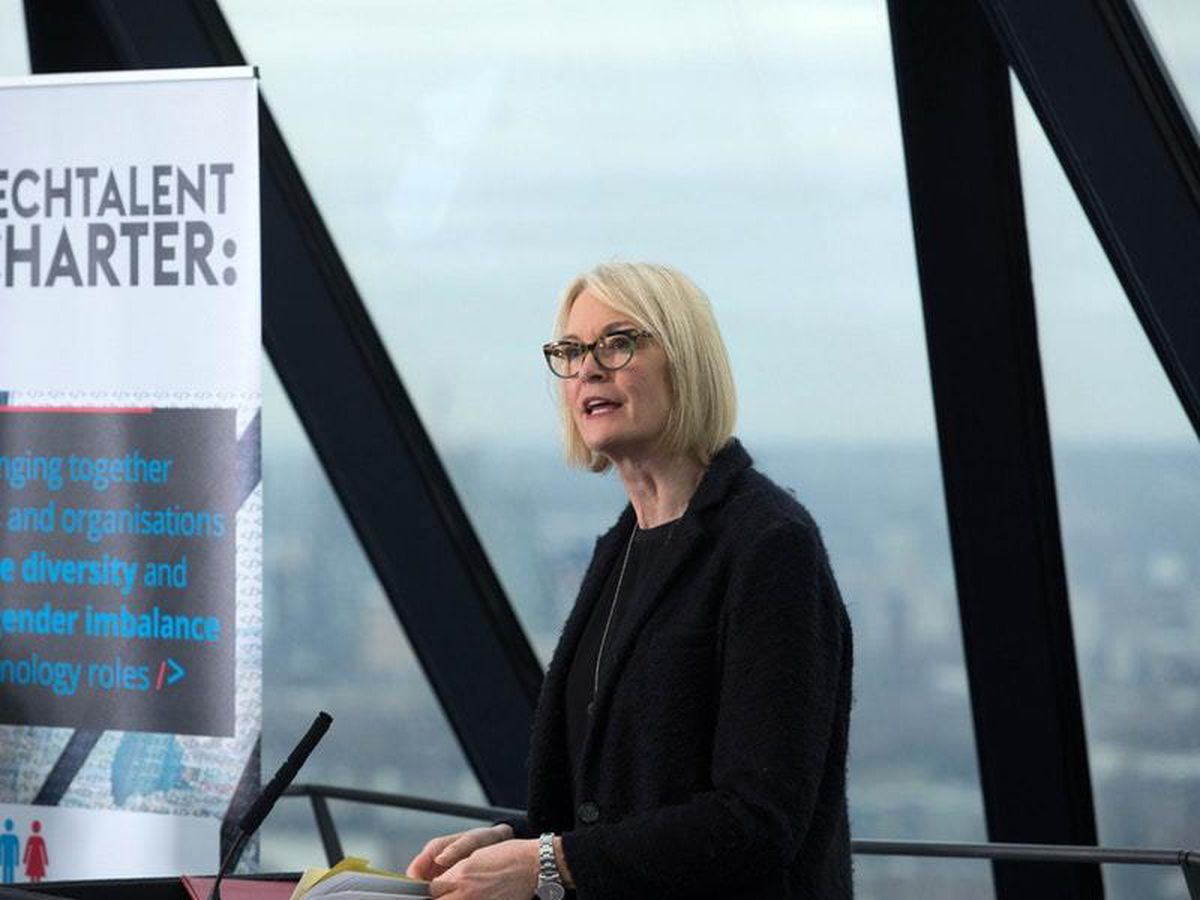 Former Digital and the Creative Industries Minister Margot James