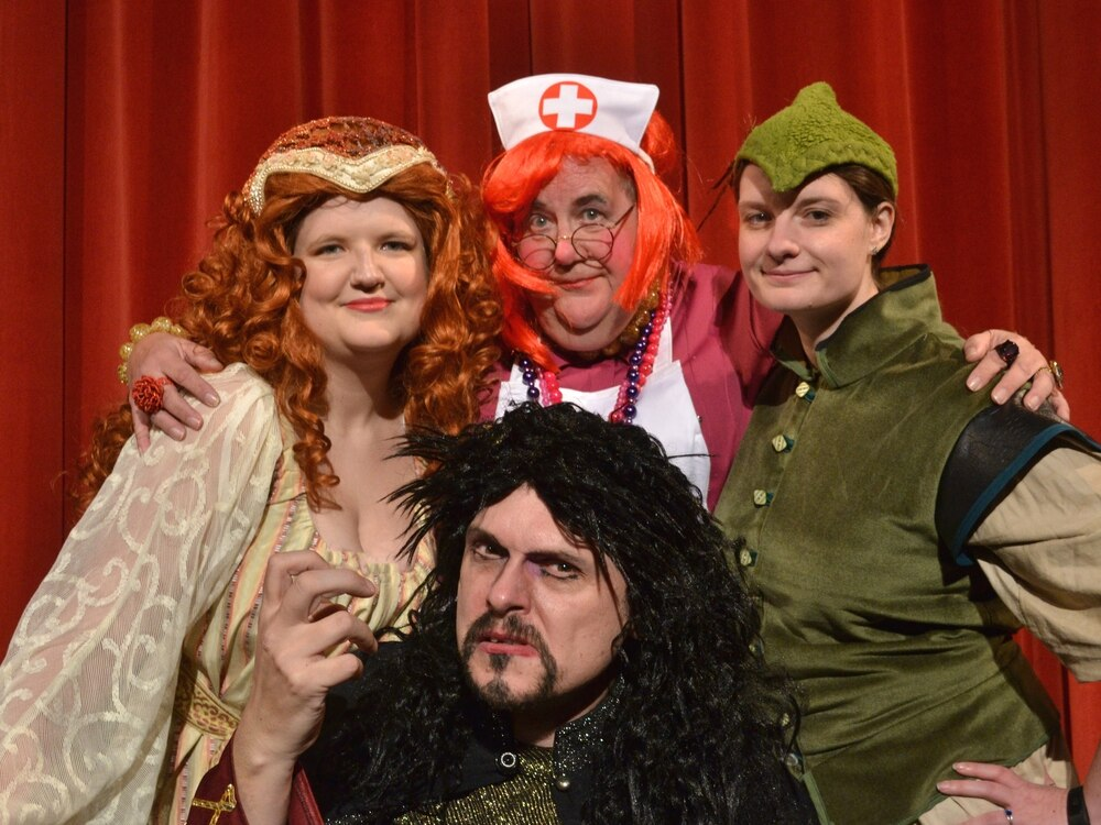 Join Maid Marion and merry men for Oldbury pantomime