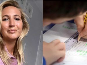 Jessie Westwood said she is 'exhausted' by balancing home schooling with running her business