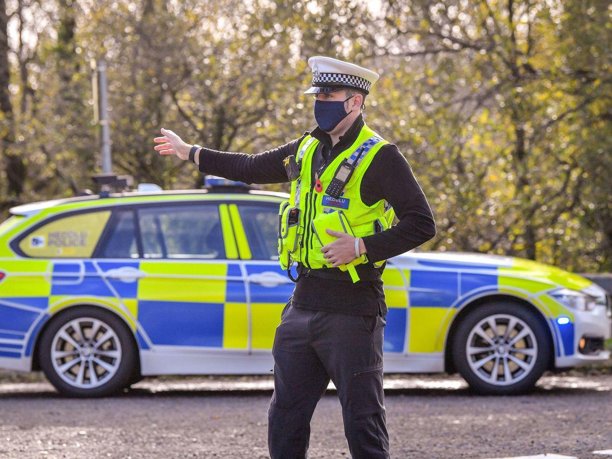 Police file image