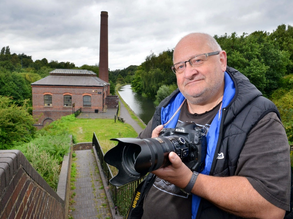 Photographic walk on canals to take place