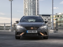 SEAT Leon Cupra R ST - unshakeable performance at speed