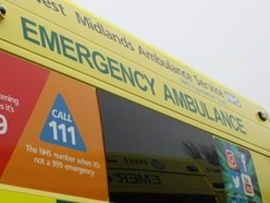 Teenage girl hit by car outside Russells Hall Hospital