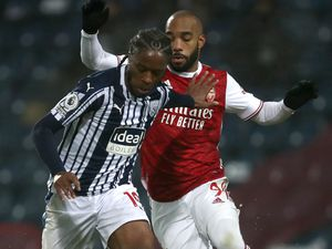 Arsenal won 4-0 when they visited The Hawthorns in January