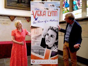 Dame Vera Lynn memorial