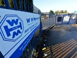 Former scrap firm set for the bulldozer