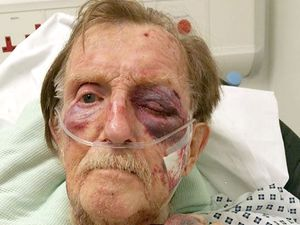 Arthur Gumbley died three weeks after being attacked in his own home