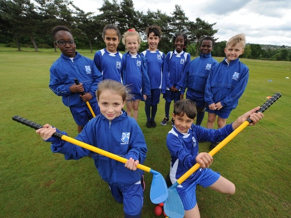 Youngsters swing into action at Penn