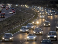 Last working day before Christmas dubbed 'Frantic Friday' as millions of motorists are set to hit the road