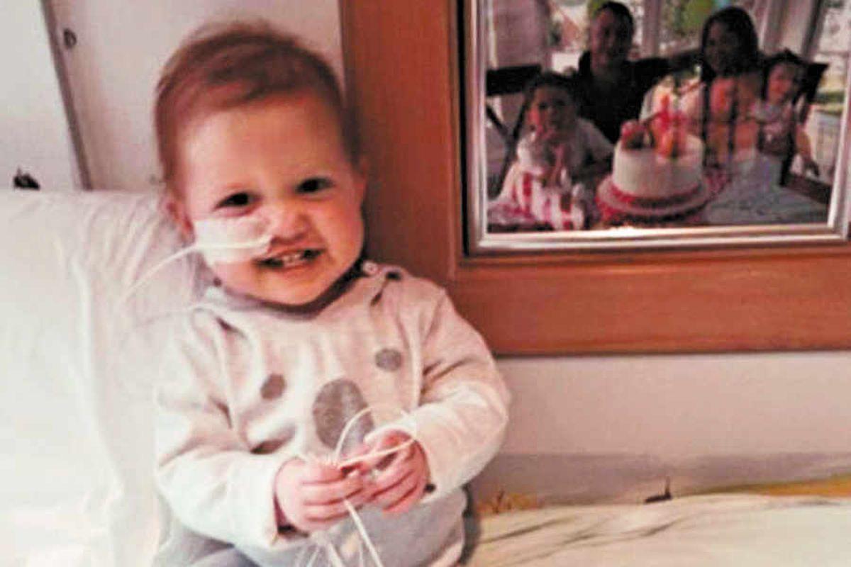 All smiles - Little Margot