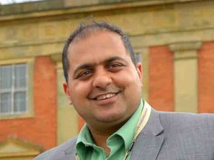 Councillor Harman Banger is accused of making a fraudulent claim for £10,000 for his wife's pizza business