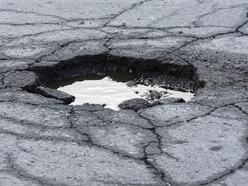 Sandwell Council pays out £13,000 in pothole compensation