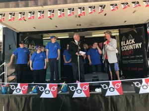 Halesowen celebrations help launch Black Country Festival