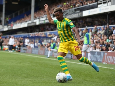 Grady Diangana takes inspiration from Harvey Barnes' success at West Brom