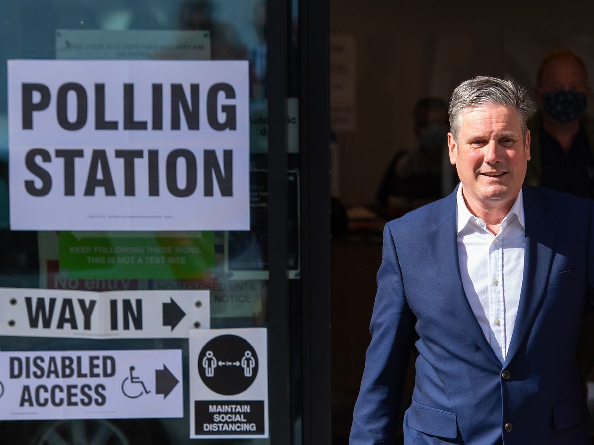 Sir Keir Starmer is under pressure after a poor set of elections for Labour