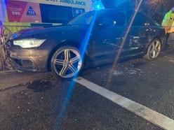 Teenagers arrested after machete attack in Birmingham