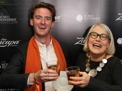 London and Cork eateries honoured at inaugural World Restaurant Awards
