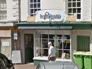 Hope House's Bridgnorth charity shop. Photo: Google StreetView.
