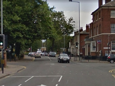 Motorcyclist injured after collision with car in Bilston