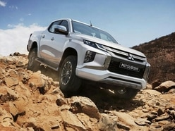 New Mitsubishi L200 pickup truck revealed