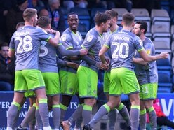 Gillingham 0 Walsall 3 - Report and pictures
