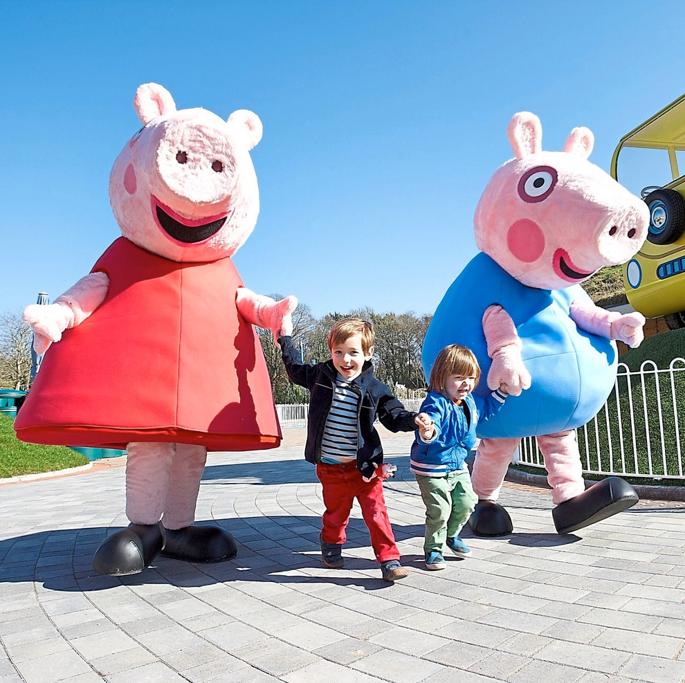 Travel Review: Emily Bridgewater Visits Peppa Pig World At Paultons Park